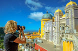 Sintra Castles and Cascais in One Day from Lisbon