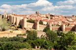 Avila and Segovia Guided Tour with Lunch Upgrade
