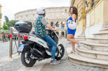 Scooter rental in Roma with Unlimited Mileage - 48h