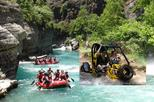 2 in 1: Buggy Safari & Rafting Adventure from Alanya