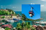 Antalya old town, waterfall and Cable Car trip