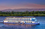 04 Nights cruise on The Oberoi Philae (Aswan to Luxor) by flight from Cairo
