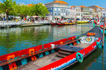 Aveiro Half-Day Private Tour from Porto with Moliceiro River Cruise