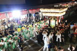 August 25th ONLY Yukata Night Out and Dancing at Niigata Oomatsuri Festival