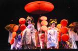 Oiran Show at Roppongi Kaguwa Theater