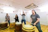 Traditional drum taiko experience in kobe in kobe 354613