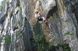 Marble Mountain Rock Climbing