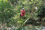 Falls Flyer Zipline and Dunn's River Falls Adventure Tour from Falmouth