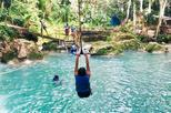 Irie Blue Hole Adventure Tour from Negril