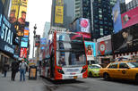New York All Loops Hop-On Hop-Off Sightseeing Bus Tour