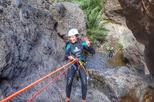 Full-Day Small-Group Canyoning in Teno Nature Reserve from Tenerife