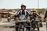 Agra tour by Royal Enfield motorbike