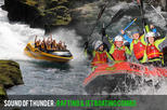 Sound of Thunder - Raft and Jet Boat the Rapids Combo