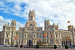 Early Entrance Royal Palace Full-Day Madrid Tour with Prado Museum and Tapas Tasting