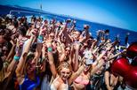 Ibiza Boat Party with Open Bar, Quality Sound system and Ibiza Club Entry