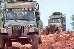 Diamondback Gulch 4x4 Open Air Jeep Tour in Sedona