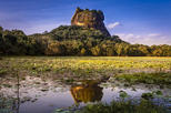 Private Day Tour: Sigiriya Rock and Dambulla Cave Temple Tour from Negombo