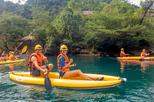 GROUP TOUR: DISCOVER DARK CAVE - KAYAK AND ZIPLINE TOUR FROM HUE