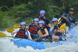 Afternoon White Water Rafting Class II-III from La Fortuna-Arenal