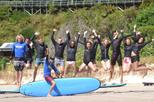 Byron Bay Surfing Lesson and Mount Warning Sunrise Climb Including Overnight Camping and BBQ Dinner