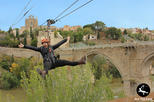 Toledo on Your Own Way Plus Zipline and Tourist Train from Madrid