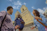 Full Day Panoramic Walking Tour and Lima City Tour including Local Lunch