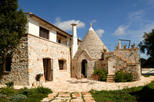 Apulian Farmhouse Masseria Bike Tour