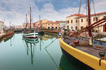 Private Tour: Discovering Leonardo da Vinci Canal Harbour in Cesenatico
