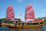 2 days Charter Eco Friendly junk - Halong Bay - Lan Ha Bay - Catba Island