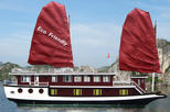 3 days Charter Eco Friendly junk - Halong Bay - Lan Ha Bay - Catba Island