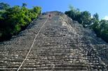 Coba Ruins and Punta Laguna Monkey Reserve Day Tour from Tulum