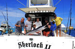 Big Marlin Private Fishing Charters Boat Sherlock 39 Feet from Punta Cana