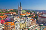Best of Zagreb Private Day Trip from Plitvice