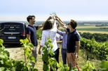 Small-Group Champagne Tour with Champagne Tastings and Lunch from Epernay