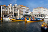 Aveiro and Costa Nova Tour with Cruise on River Small-Group Full-Day from Porto