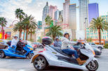 Las Vegas Strip and Downtown by Trike Including Pawn Stars
