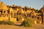 Full-Day Private Jaisalmer City Tour with Havelis and Camel Ride