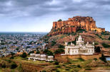 Private Jodhpur City Tour Including Mehrangarh Fort and Jaswant Thada