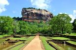 Full-Day Tour of Sigiriya Rock Fortress and Dambulla Cave Temples by Luxury Vehicle