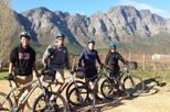 Franschhoek Valley Wine and Bike Tour from Cape Town