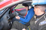 Junior Rally Driving Outing at Silverstone