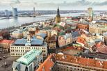 Best of Riga: Riga City Tour by Coach and Foot