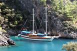 Fethiye to Olympos Cabin Charter 3 Nights 4 Days