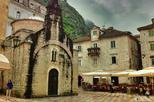 Kotor Shared Tour for Cruise Passengers : Kotor Old Town - Cathedral of St Tryphon - Maritime Museum