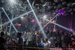 Skip the Line: Palazzo Nightclub Open Bar in Playa del Carmen