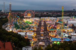 Small-Group Munich City and Oktoberfest Tour with Reserved EVENING Seat in Tent