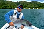 Full-Day Private Fly Fishing Adventure off Roatan Island, Honduras