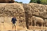 Day trip to mahabalipuram on royal enfield motorcycle or by private in chennai 366008