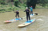 Small-Group Stand Up Paddle Boarding on Mae Ping River