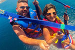 Punta Cana Catamaran Cruise: Parasail and Snorkel